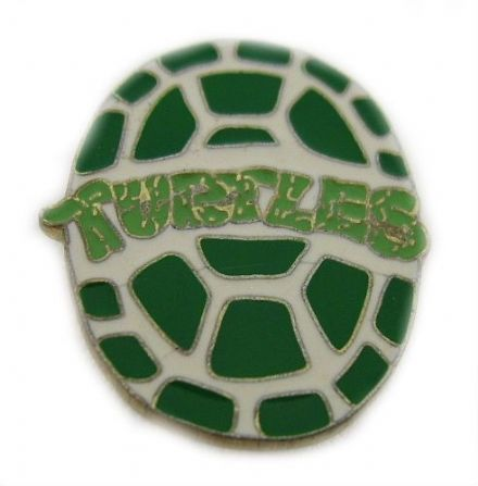 Turtles Pin Badge